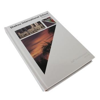 Quality China Four Color Cheap Hardcover Book Printing for sale
