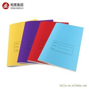 Quality Factory Manufacture Low Cost Staple Binding School Exercise Book for sale