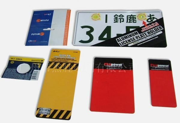 Quality Paper Color Cards for sale