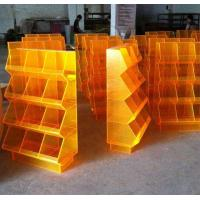 China Acrylic Boxes & Cases Shop Retail Plexiglass Cany Bins wholesale