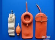China Rubber Colostomy Bag