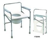 China Commode Chair