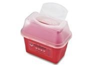 China Sharp ContainerCode: T2Color:red / yellowMaterial: PP