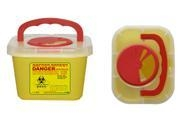 China Sharp ContainerCode:F3Color: red / yellow