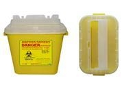China Sharp ContainerCode: F10Color: red / yellow
