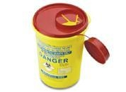 China Sharp ContainerCode: R2Color: red / yellowMaterial: PP