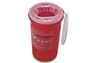 China Sharp ContainerCode: R3Color: red / yellowMaterial: PP