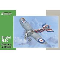 China Plastic Model Kits Special Hobby 1/32 32060 Bristol M.1C - Checkers & Stripes on sale