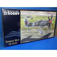China Plastic Model Kits Special Hobby 1/32 32070 Hawker Tempest Mk.V Hi-Tech 2 on sale