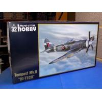 China Plastic Model Kits Special Hobby 1/32 32054 Hawker Tempest Mk.II Hi-Tech on sale