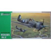 China Plastic Model Kits Special Hobby 1/32 32016 Curtis H-75A-4/Mohawk Mk.IV on sale