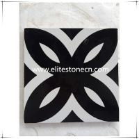 China ES-E43 latest design new model floor and wall cement tiles wholesale