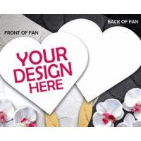 Custom Design Stick Fans