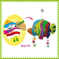 China DIY Painting Toy hang fish wholesale