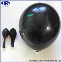 China Standard round balloon black wholesale