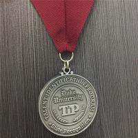 China Wholesale High Quality Metal Souvenir The Great Wall Medals wholesale