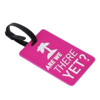China Luggage Tags Suitcase Labels Bag Tag Travel Accessories wholesale