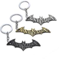 Buy cheap Bat Symbol Key Chain Zinc Alloy Keychain Bat Shape Metal Key Ring Tag for Your Autos, Home or Boat from wholesalers