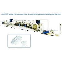 China CDH-500 Model Full-Automatic Fast&Easy Packing Women Sanitary Pad Machine wholesale