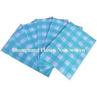 China Spunlace non-woven cloth wipe wholesale