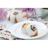 China porcelain box, jewel box, candy box, oval with flower wholesale
