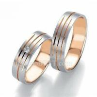 China Wonderful Pure Titanium Ring for Couple on sale