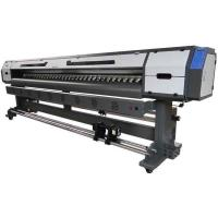 China 2016 Cheap New type 3.2m WER-ES3202 eco solvent printing machine on sale