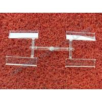Buy cheap transparent plastic part from wholesalers