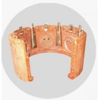 China Mechanical Components For Electrical Arc Furnace Copper Cooling Equipments wholesale