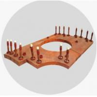 Buy cheap Mechanical Components For Blast Furnace Copper Cooling Equipments from wholesalers