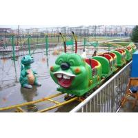 Kids Roller Coaster Green Insect Coaster
