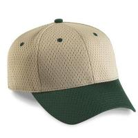 China Cobra-6-Panel Low-ProfileTwo Tone Athletic Jersey Mesh Hat on sale
