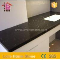 China China Foshan Supplier Is the Best Place to Buy Dark Quartz Countertop In Kitchen on sale