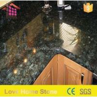 China White and Green Granite Worktops and Granite Countertops for Kitchen with Great Price on sale