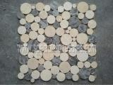 China Stone Tiles & Slabs Supply Indoor Kitchen Marble Mosaic Tile Company Tiles Popular In UK on sale
