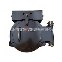 China Clamp type quick opening blind plate wholesale