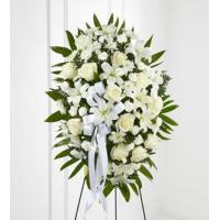 Sympathy Flowers The FTD Exquisite Tribute Standing Spray