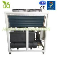 Buy cheap Air Cooled Glycol Chiller System With -5C Outlet from wholesalers