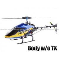 China Walkera Dragonfly V450D03 6CH Flybarless CCPM RC Helicopter ARF 2.4GHz Without Transmitter wholesale