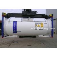 China 20ft ISO R22,R124,R12,R152a,R134a,R142b tank container on sale