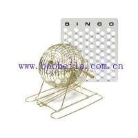 China Bingo Games & Raffle Drums wholesale