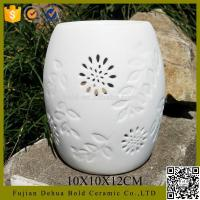 China Gifts & Crafts best selling products ceramic oil burner diffuser with tealight candle wholesale