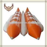 China Plush Costume Orange triple inflatable boat,zodiac inflatable boats for sale,rigid inflatable boats wholesale