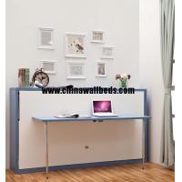 Buy cheap Space saving furniture bed cabinet folding bed from wholesalers