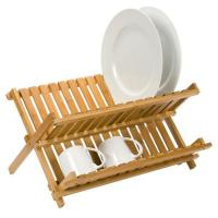 China Bamboo Kitchen Drying Towel Rack with Nice Price wholesale