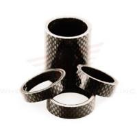 China Wheels Manufacturing 1-1/8-inch Carbon Spacer (bag Of 5), 2.5mm wholesale