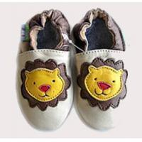 China Baby Cowskin shoes (Yellow Lion) wholesale