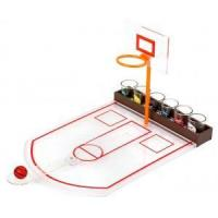 Quality Basketball Glass Bar Drinking Game for sale
