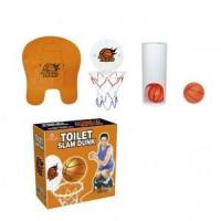 Buy cheap Toilet basketball from wholesalers