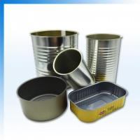 China Empty tin can for canned food packing wholesale